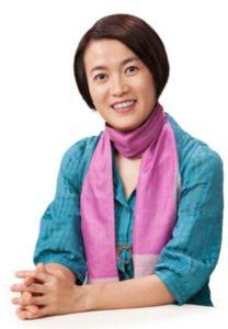 村井エリの笑顔の写真